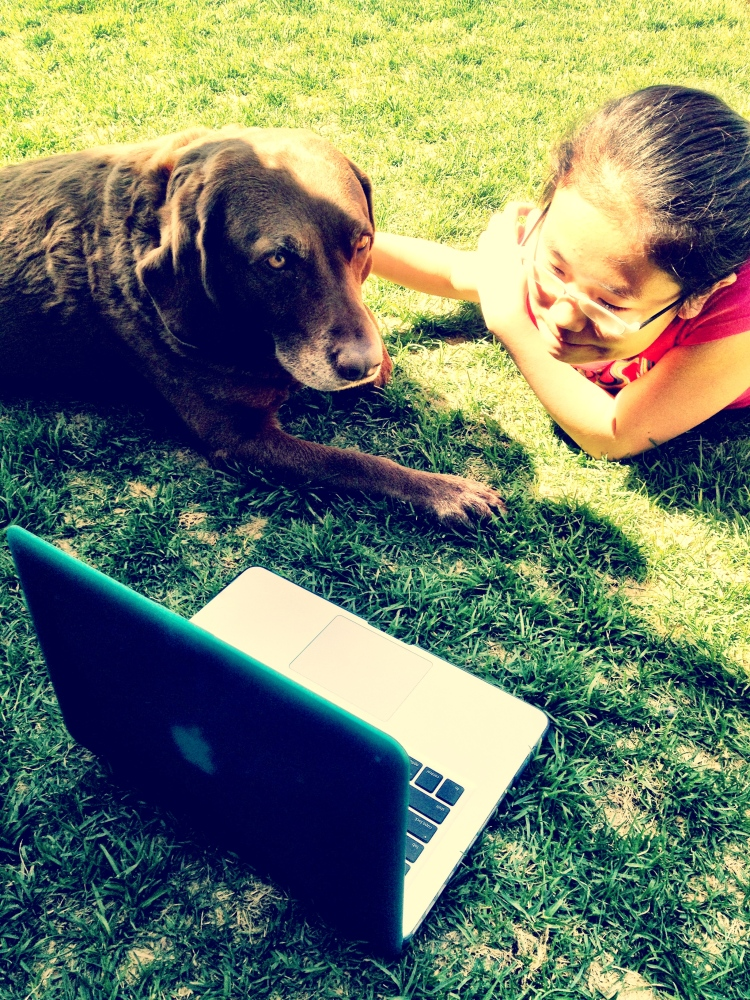 Who Let the Dog....In? 7 Lessons Learned From Bringing My Dog to School. (2/6)