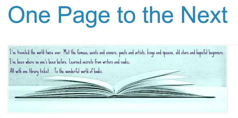 A Quote, An Infographic and Four Awesome Websites for Reading (4/6)
