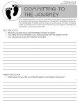 Committing to the Journey
