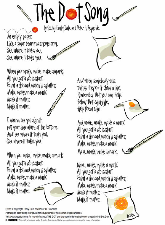 Dot Day Lyrics